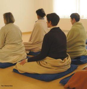 Meditation ist etwas für jeden!