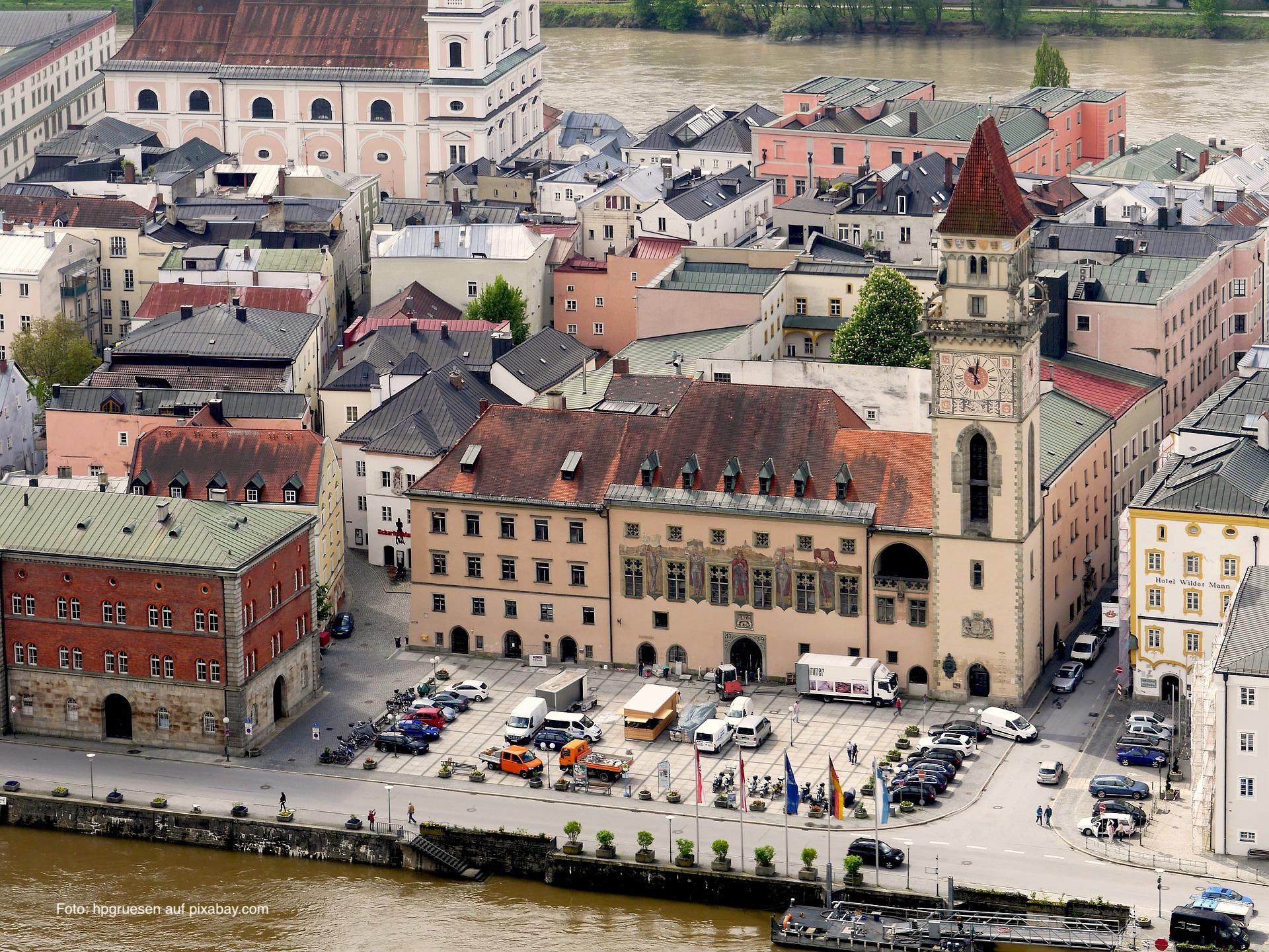 Passau Einwohner