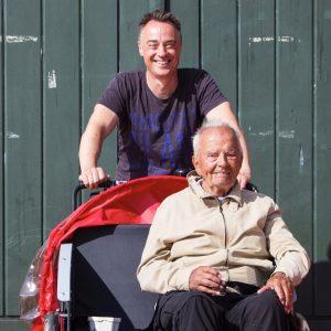 Ole Kassow und der Senior
