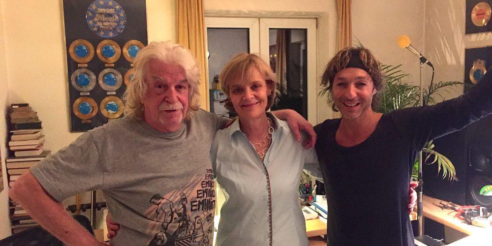 Norbert+Isolde+Dennis